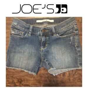 Joes Jeans Girls Shorts